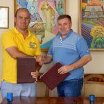 Міський голова підписав перші меморандуми про співпрацю в індустріальному парку