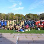 У Чорткові відбувся футбольний турнір до Дня захисника України