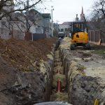 Приватні будинки на вулиці Монастирській підключать до каналізаційної системи міста
