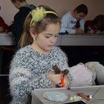 У Чорткові відбувся майстер-клас «Новорічна екоіграшка»