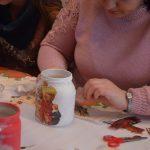 Для чортківчан провели черговий майстер-клас «Різдвяний декор»