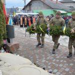 Чортківська громада вшанувала пам'ять героїв Небесної Сотні