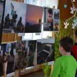 У Чорткові відкрили фотовиставку бійця батальйону «Айдар»
