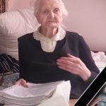 На 96-му році життя відійшла у вічність легендарна зв'язкова УПА Марія Штепа