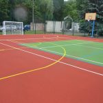 У Чорткові офіційно відкрили багатофункціональний спортивний майданчик!