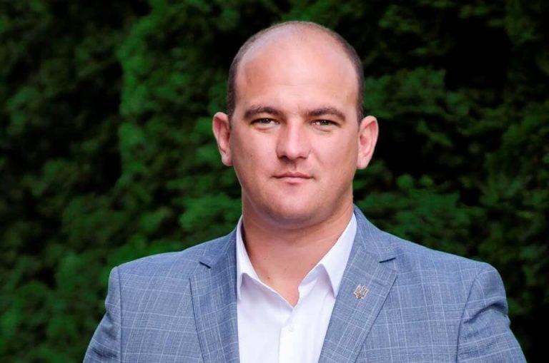 Володимир Шматько навчатиметься у Національній академії державного управління при Президентові України