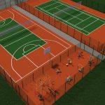 У Чорткові продовжують будувати великий спортивний комплекс