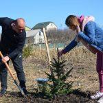 Чортківська громада долучилася до всесвітнього проекту «Озеленення планети»