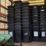 Ще 500 індивідуальних контейнерів закупили за кошти платників податків громади