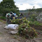 За два дні працівники комунгоспу зібрали 88 тонн відходів із стихійних сміттєзвалищ