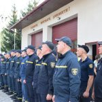 Володимир Шматько привітав рятувальників громади із професійним святом